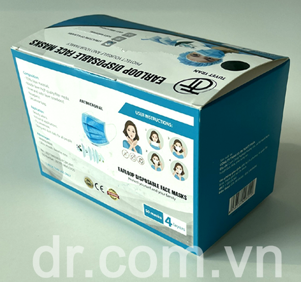 Medical Face Mask Product Specifications