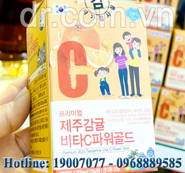 dr.com.vn - 9s.com.vn - si.com.vn - VITAMIN C HÀN QUỐC DÀNH CHO CẢ GIA ĐÌNH.