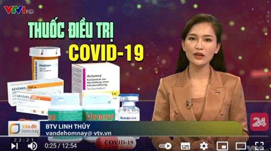 Thuốc điều trị COVID-19
